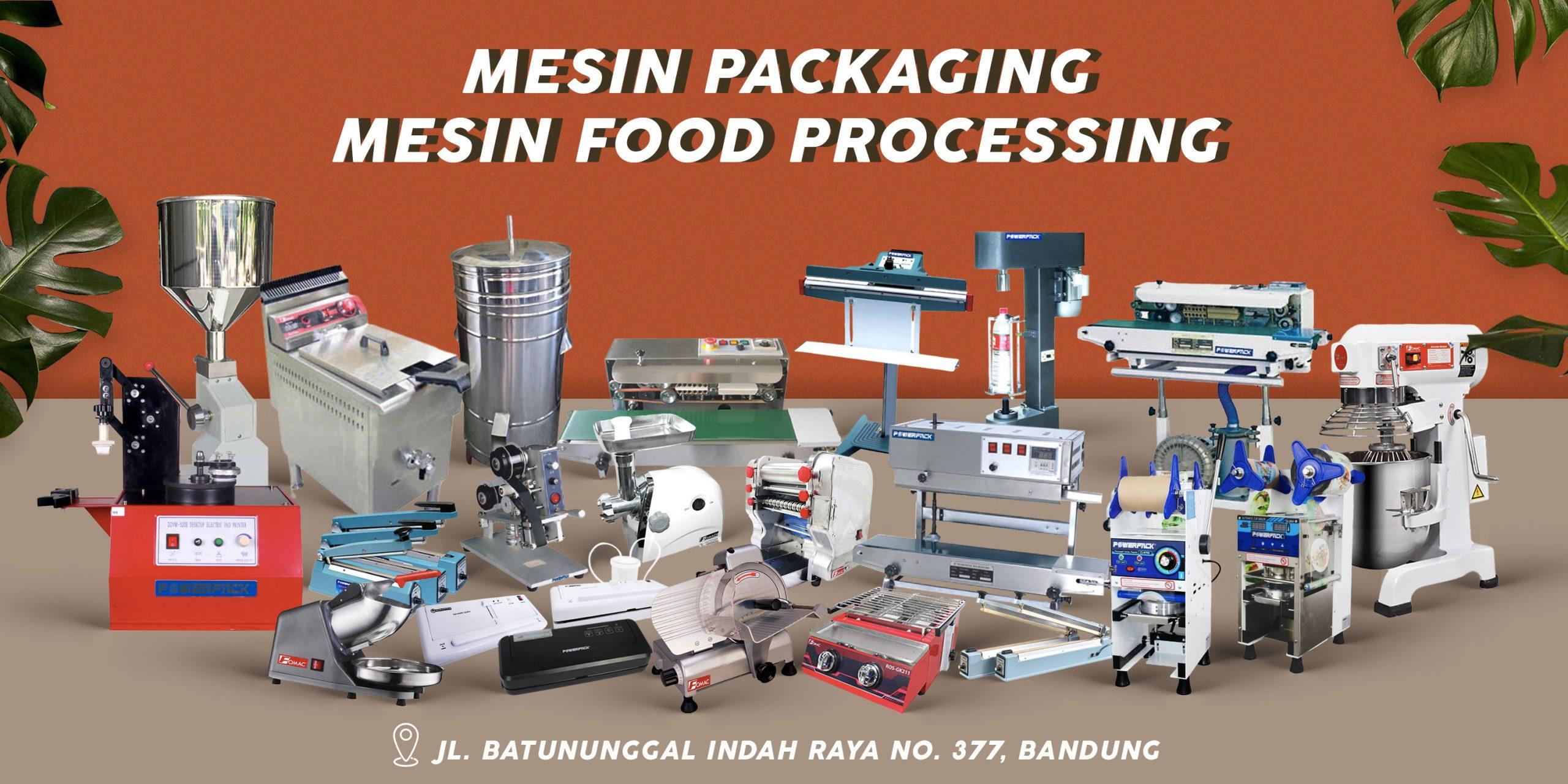 Mesin Packaging